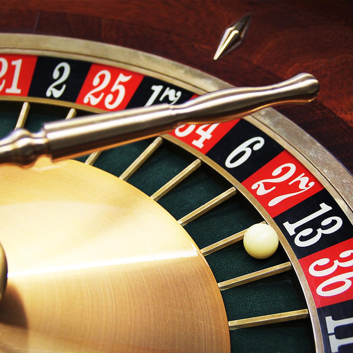 Au casino !
