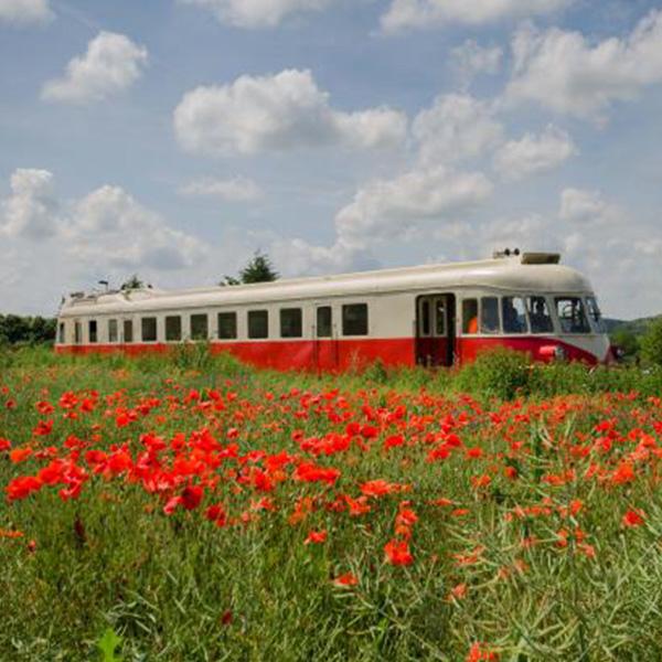 Chemin de fer<br>de la vallée de l'eure