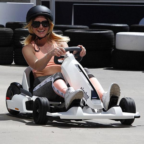 Karting<br>électrique