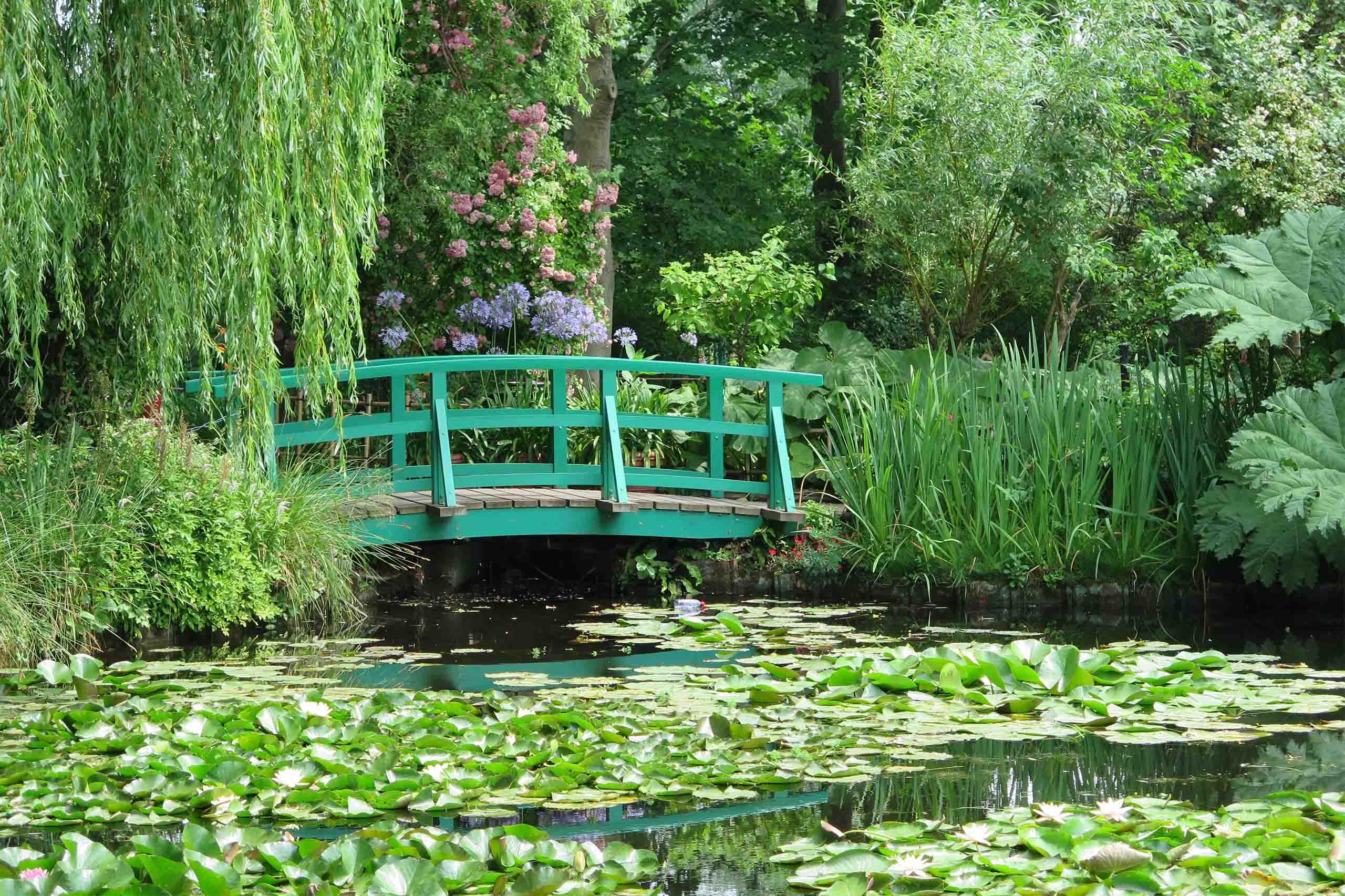 Séminaire au vert <br>à Giverny Vernon